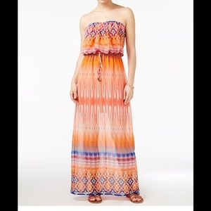 CITY STUDIO MAXI DRESS